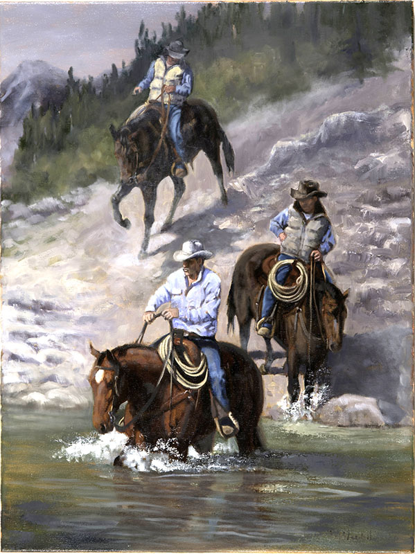 where-only-horses-go-18_x24_